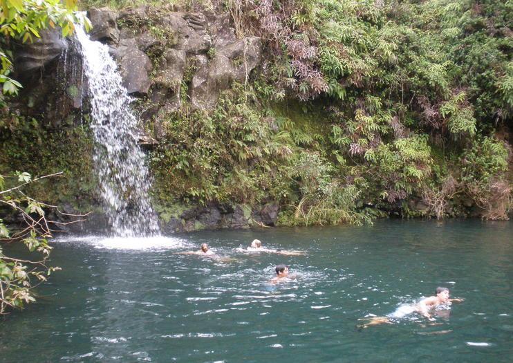 Puaʻa Kaʻa State Wayside Park