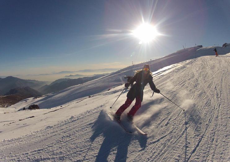 La Parva Complejo de esquí