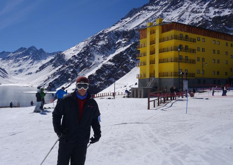 Portillo Centro de Esquí