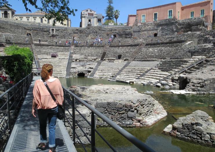 Catania Archaeological Park (Parco Archeologico Greco-Romano di Catania)