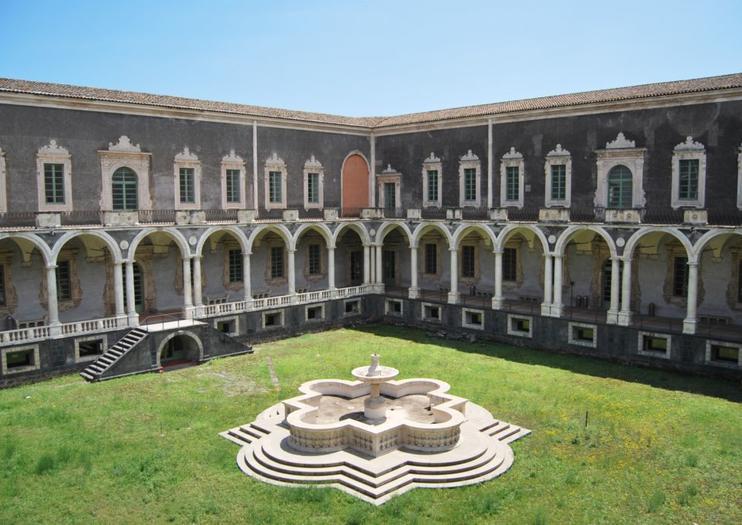 Benedictine Monastery of San Nicolò l'Arena (Monastero Benedettini di San Nicolò l'Arena)