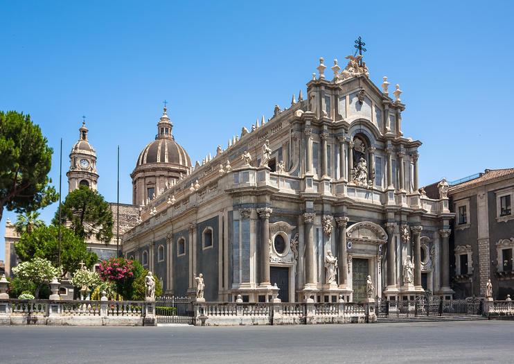 Baroque Architecture in Catania
