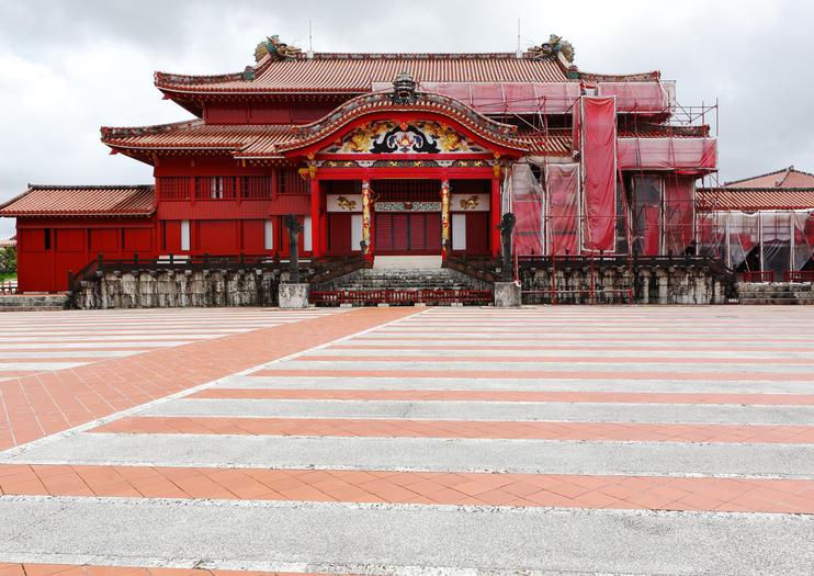 Ryukyu Kingdom Historical Sights in Okinawa