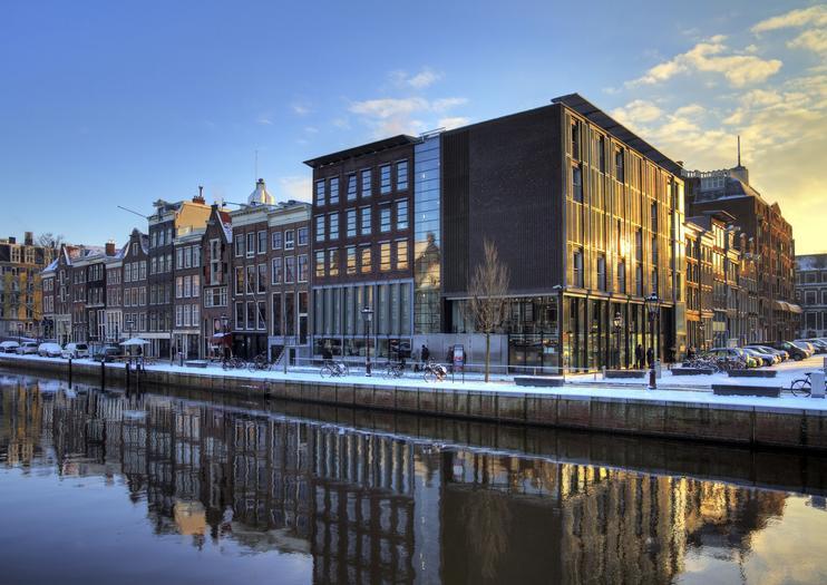 Das Amsterdam der Anne Frank