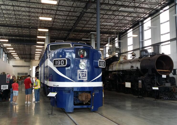 Oregon Rail Heritage Center (ORHC)