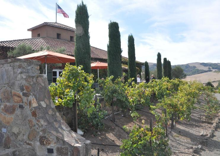 Viansa Sonoma Winery