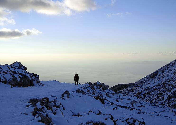 White Mountains (Lefka Ori)