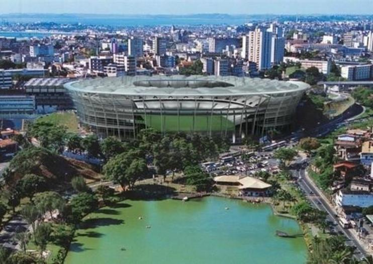 Estadio Fonte Nova