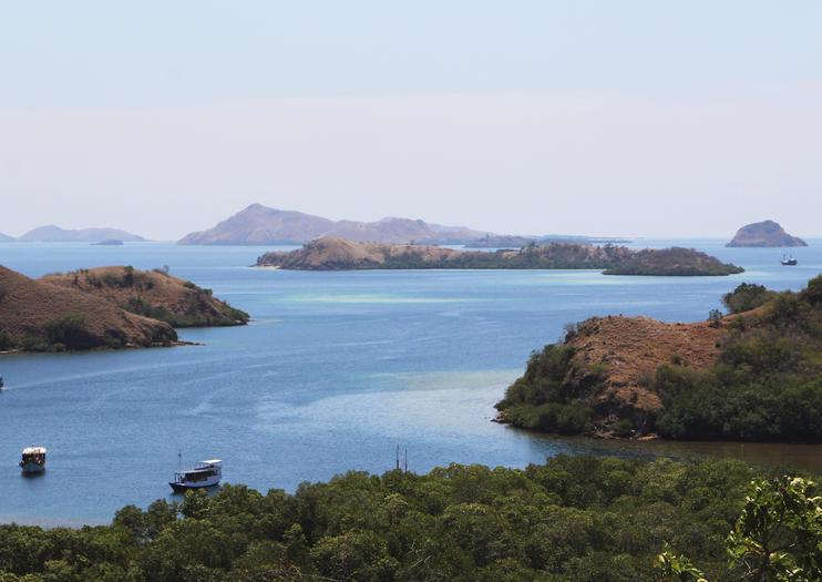 Rinca Island (Pulau Rinca)