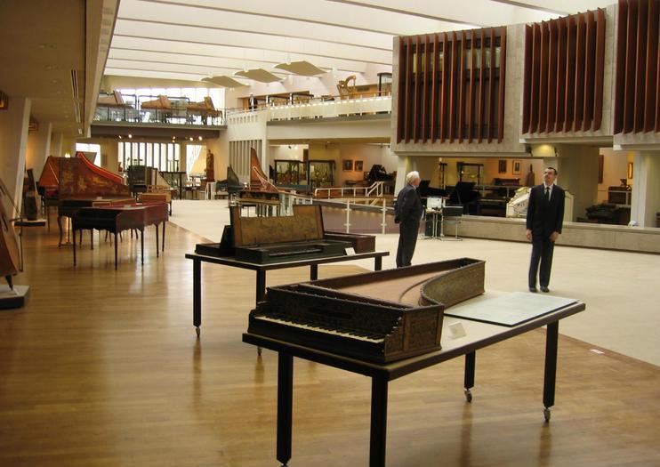 Museu de Instrumentos Musicais