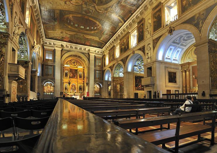 Iglesia de San Roque (Igreja de São Roque)