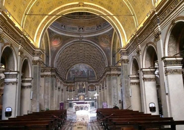Iglesia de Santa Maria presso San Satiro