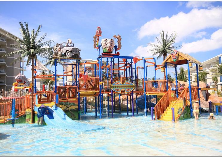 Parque Aquático Splash Jungle