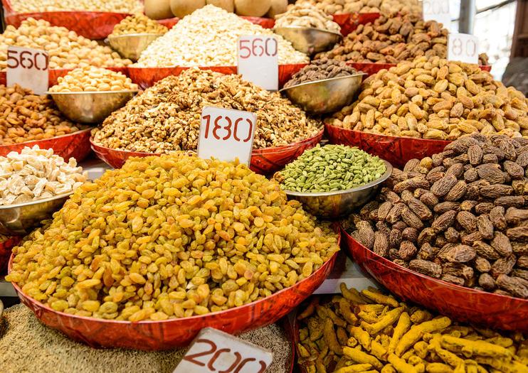 Mercato delle spezie di Khari Baoli