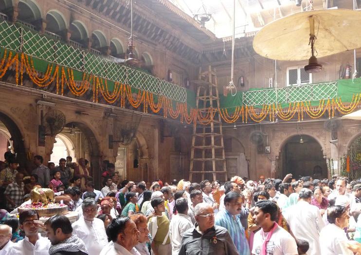 Templo Banke Bihari
