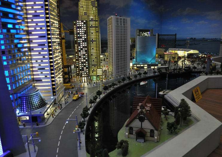 Centro Discovery LEGOLAND® de Toronto