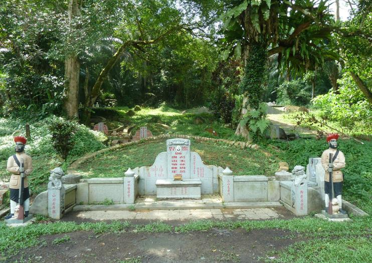Bukit Brown Cemetery