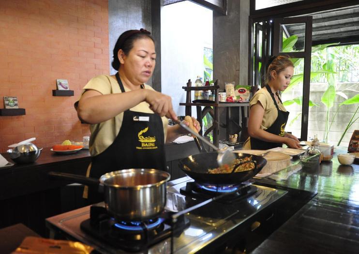 Escola de Culinária Tailandesa Baipai