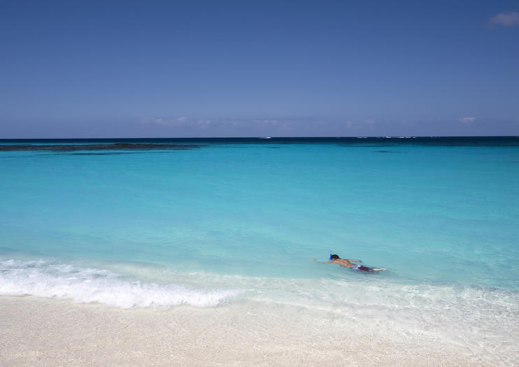 Prickly Pear Cay