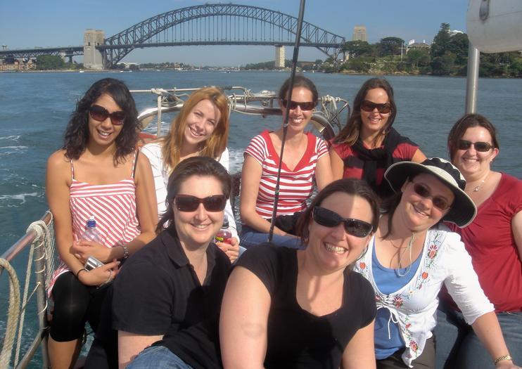 Sydney auf Deutsch