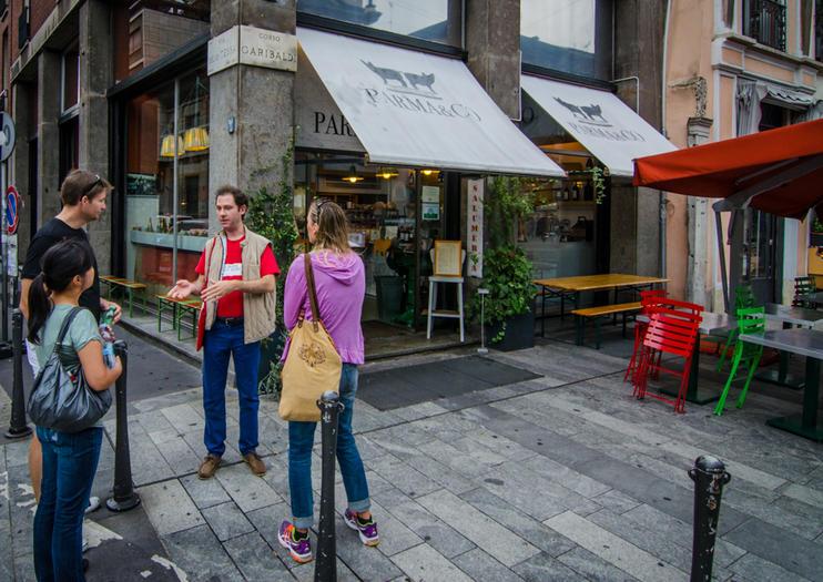 Mailand auf Deutsch
