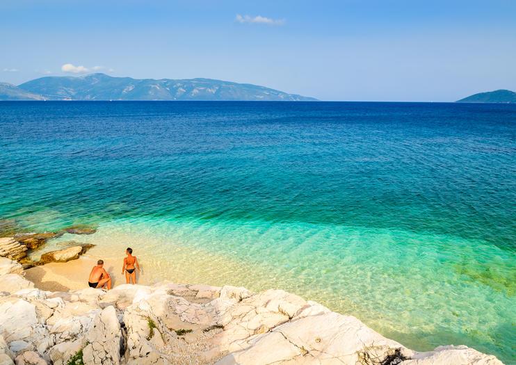 Top Beaches in Corfu