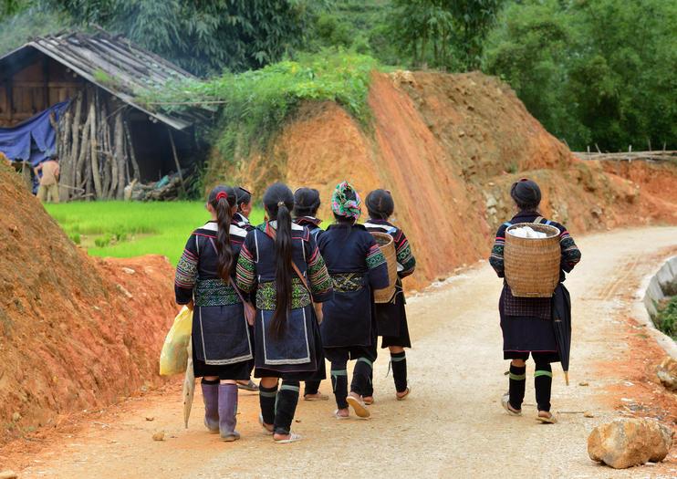 Ban Hmong Mae Sa Mai Village