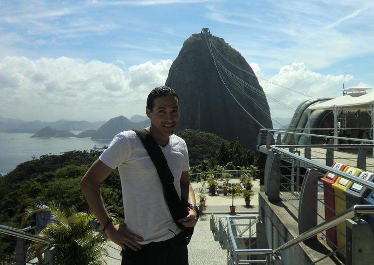 Rio auf Deutsch