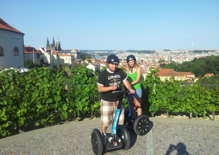 Prag auf Deutsch