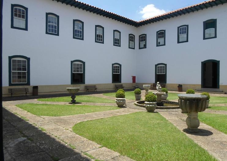 Sao Paulo Museum of Sacred Art (Museu de Arte Sacra)