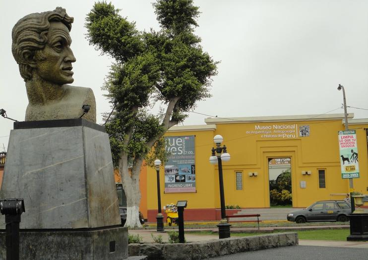 National Museum of Archaeology, Anthropology, and History