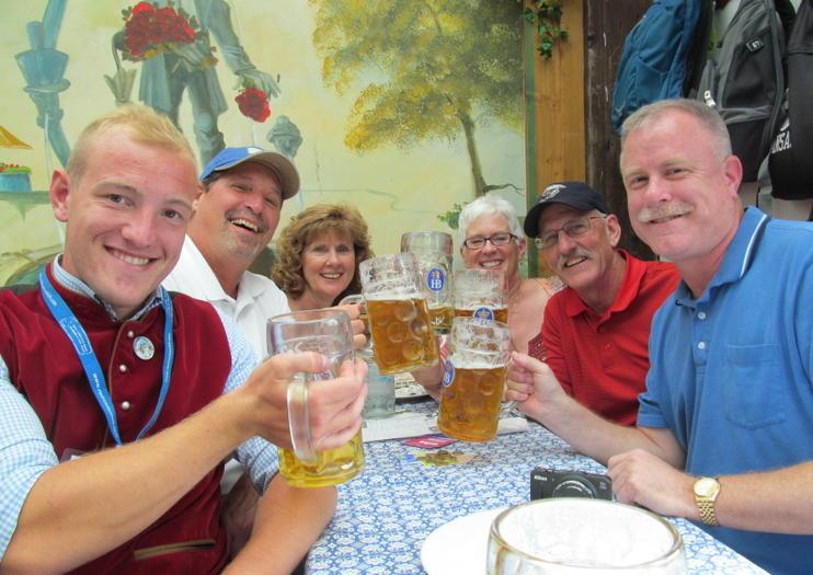 Visita Múnich en español