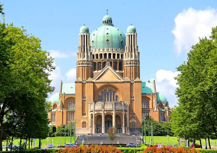 National Basilica of the Sacred Heart (Basilique Nationale du Sacré-Coeur)