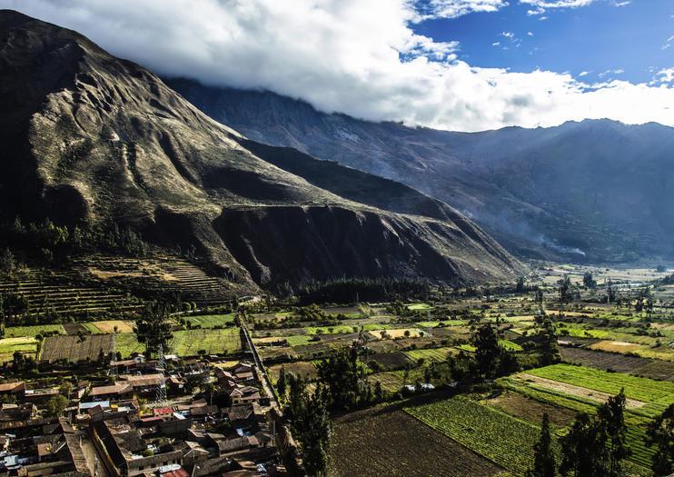 Sacred Valley (Urubamba Valley)
