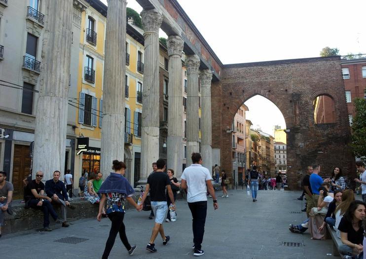 Columns of San Lorenzo (Colonne di San Lorenzo)