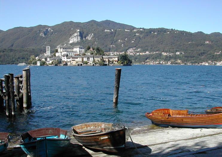 Lake Orta (Lago di Orta)