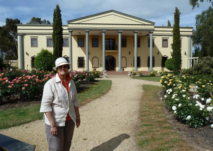 Barossa Chateau