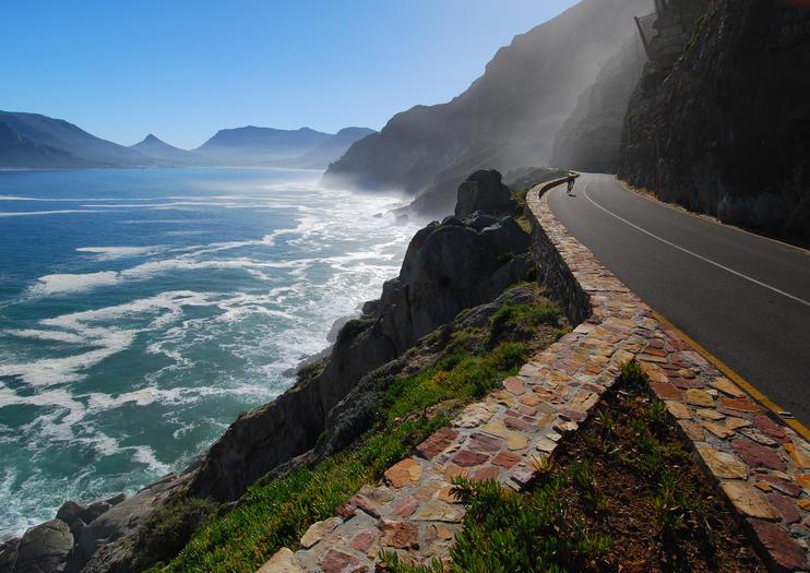 Caminho do Pico de Chapman