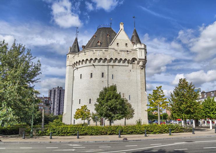 Halle Gate (Porte de Hal)