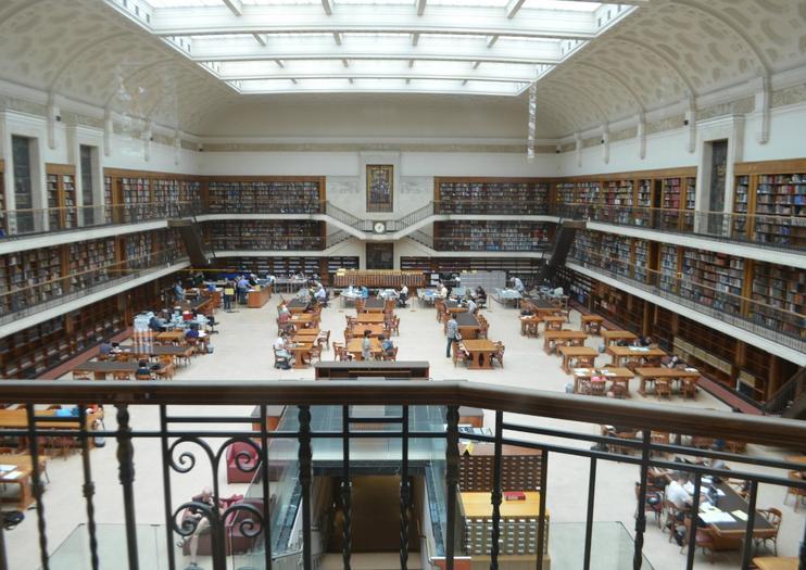 Biblioteca Estatal de Nueva Gales del Sur