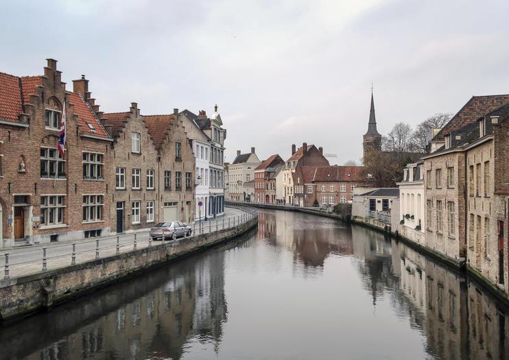 Canals of Bruges (Brugse Reien)
