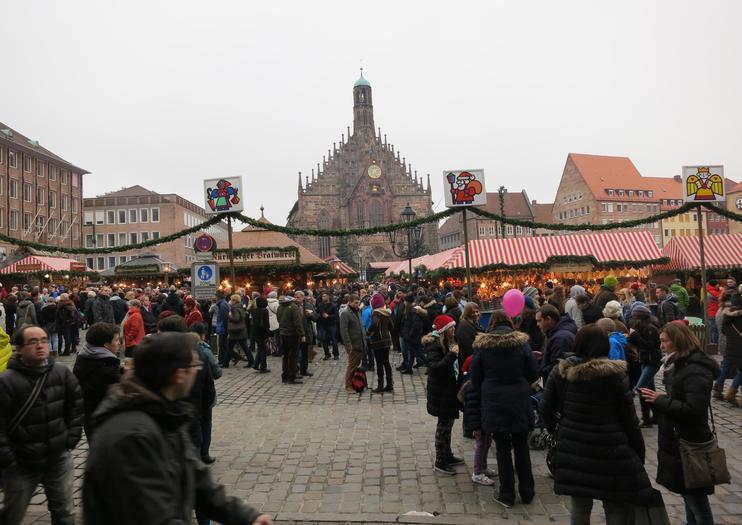 Ways to Celebrate Christmas in Nuremberg