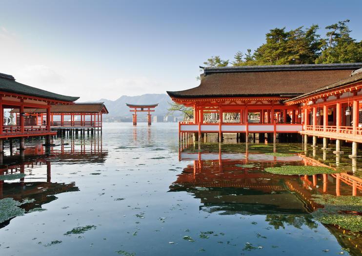 Itsukushima Shrine (Itsukushima Jinja)