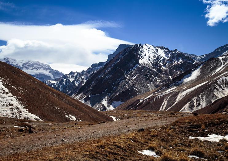 Parc provincial de l'Aconcagua