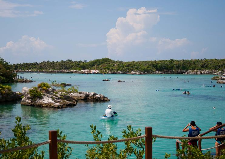 Ecological Theme Parks in the Riviera Maya