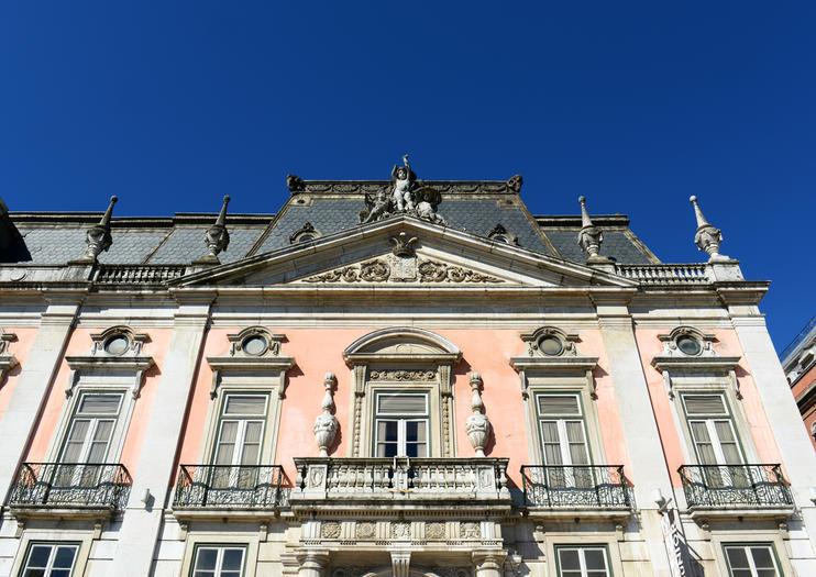 Foz Palace (Palacio Foz)