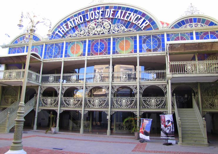 Jose de Alencar Theater