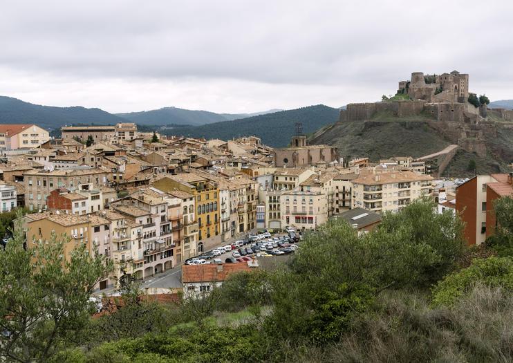 Cardona Castle (Castell de Cardona)