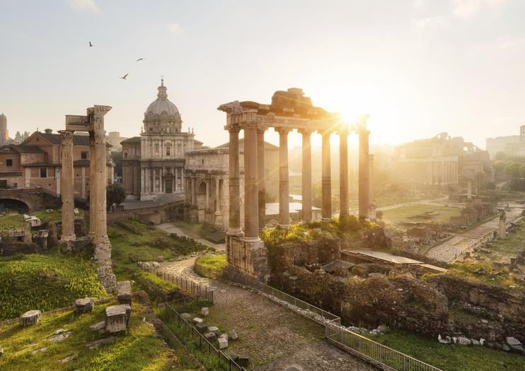 Visite Roma em Português