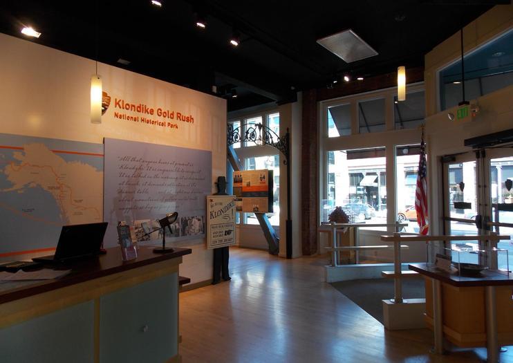 Klondike Gold Rush National Historical Park - Seattle Unit